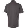 Ziener Canot Polo Shirt Men dark raven